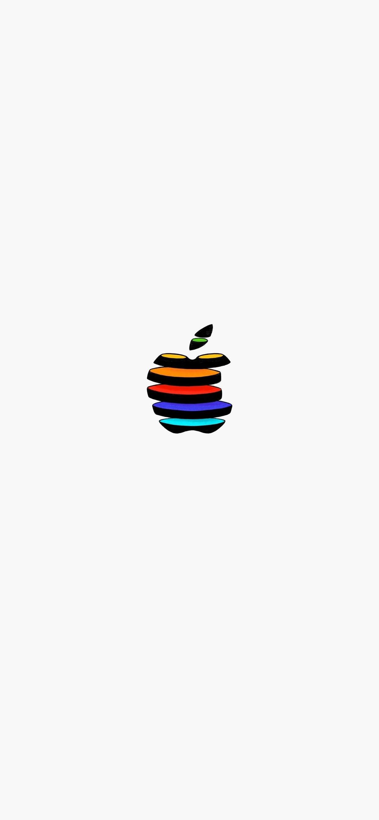16 Apple logo