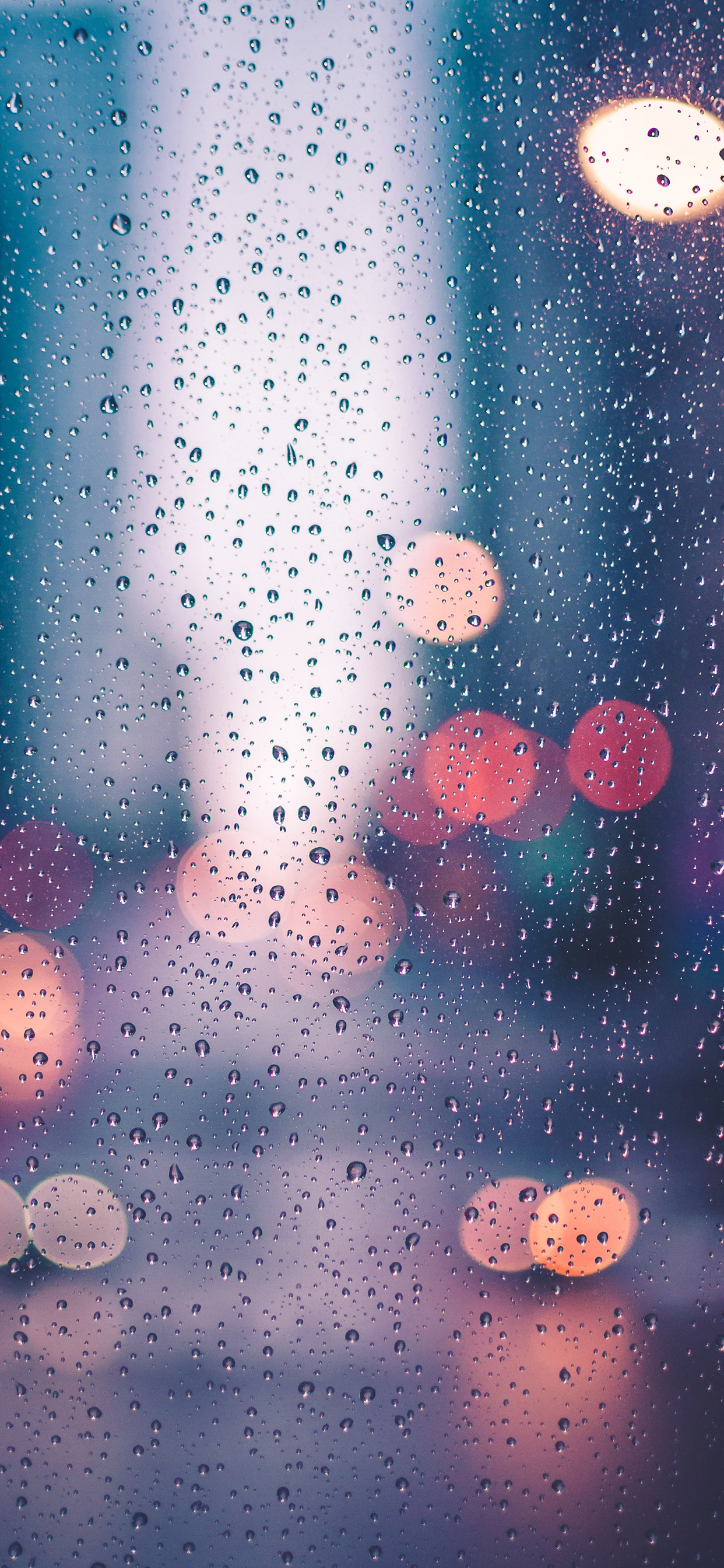 iPhone wallpaper raindrops c Rain drops