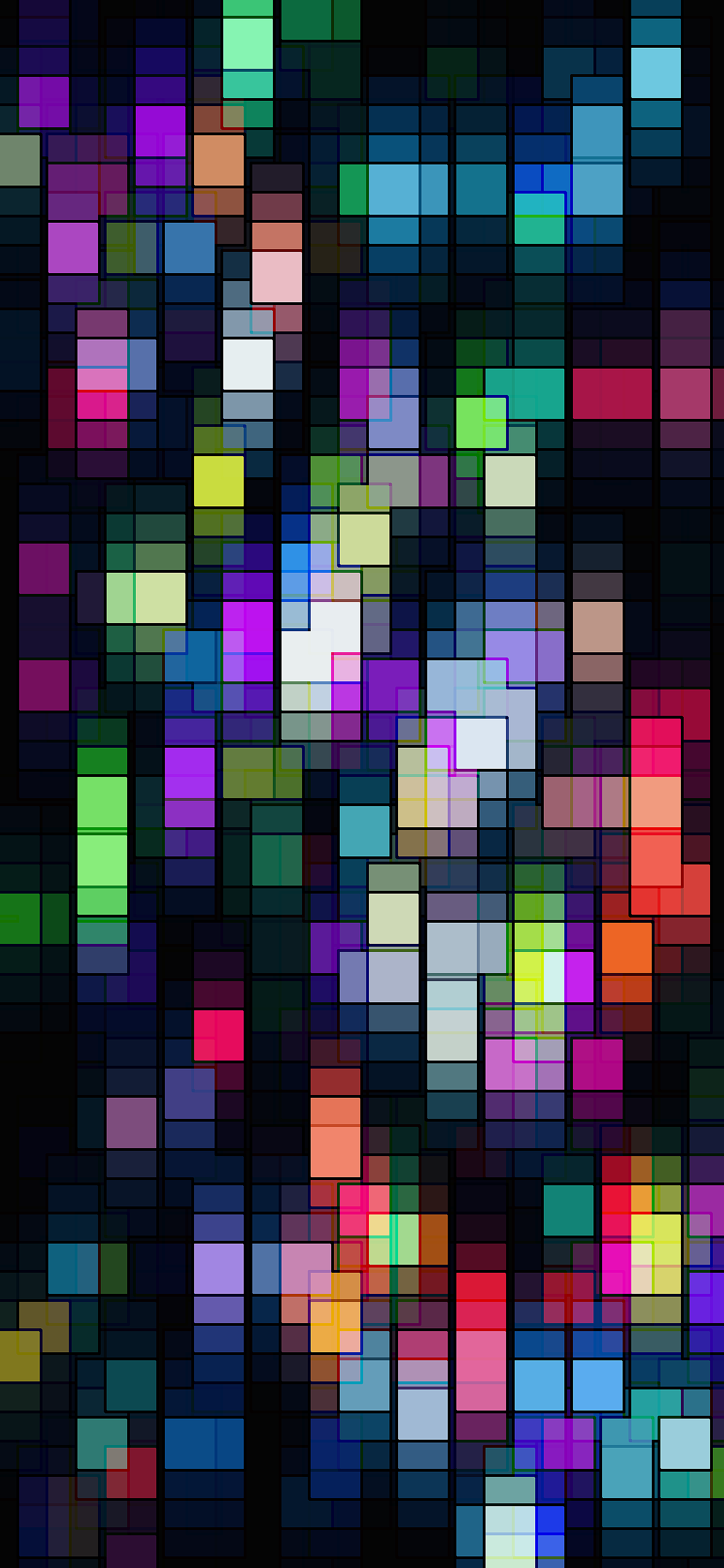 iPhone wallpaper abstract mosaic Abstract