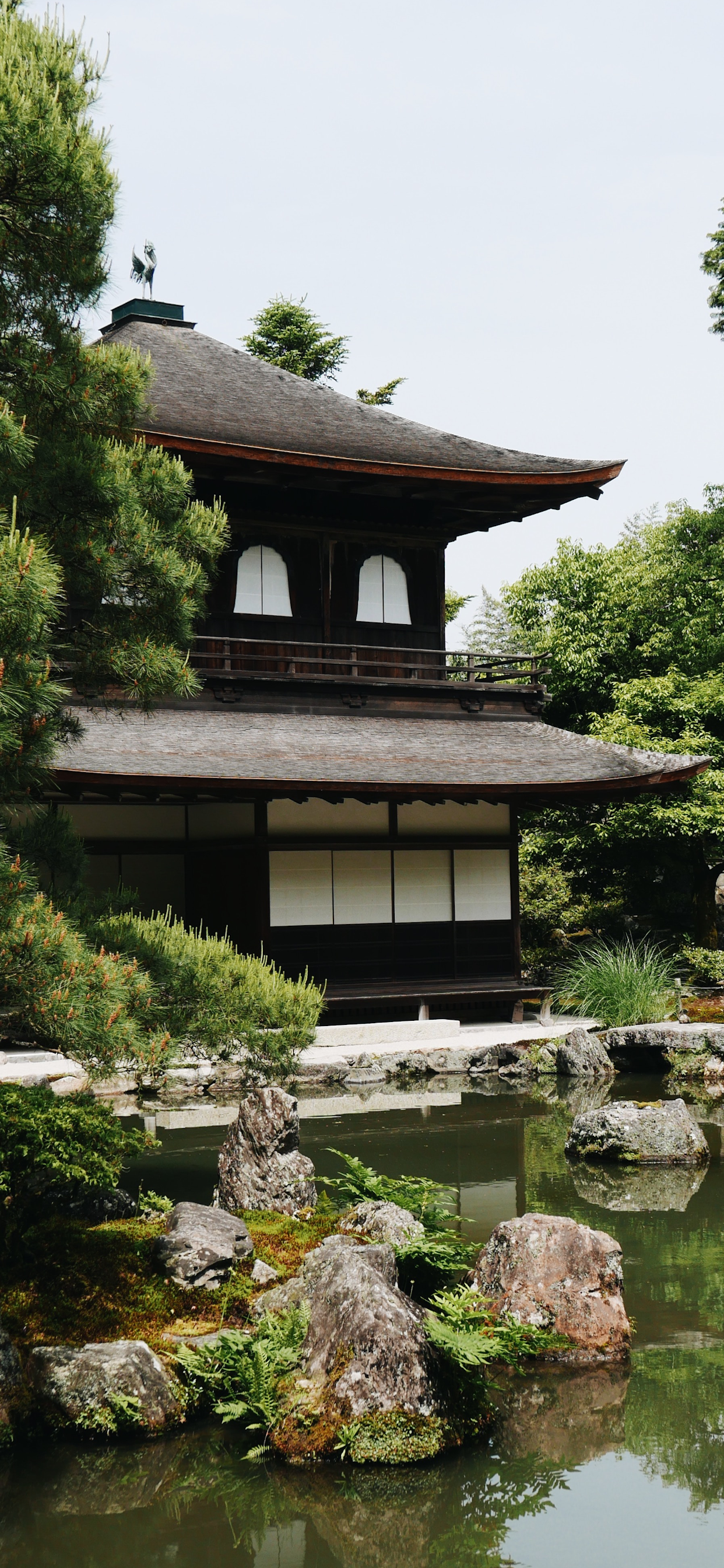 iPhone wallpapers architecture temple kyoto Temple