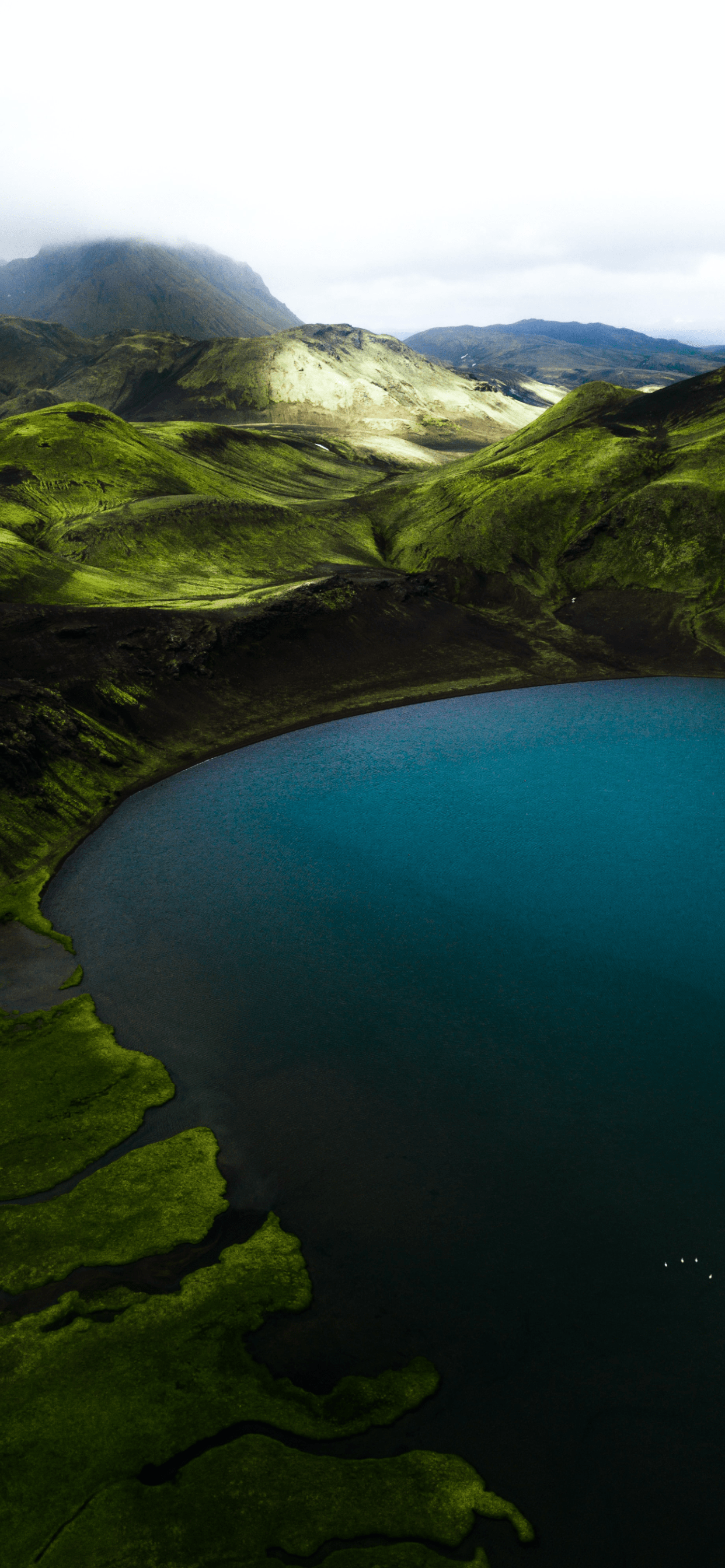 iPhone wallpapers iceland lake Iceland