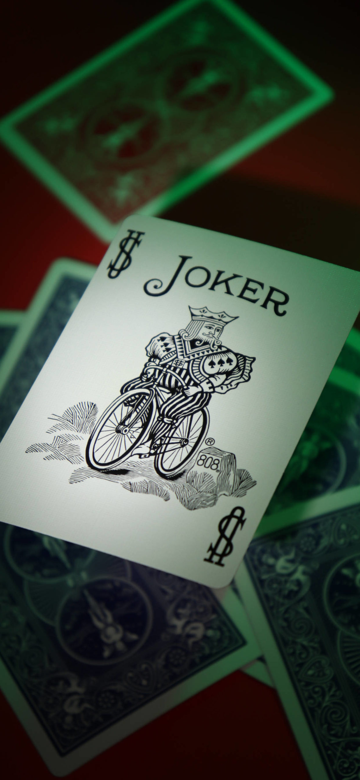 iPhone wallpapers cards joker scaled Cards