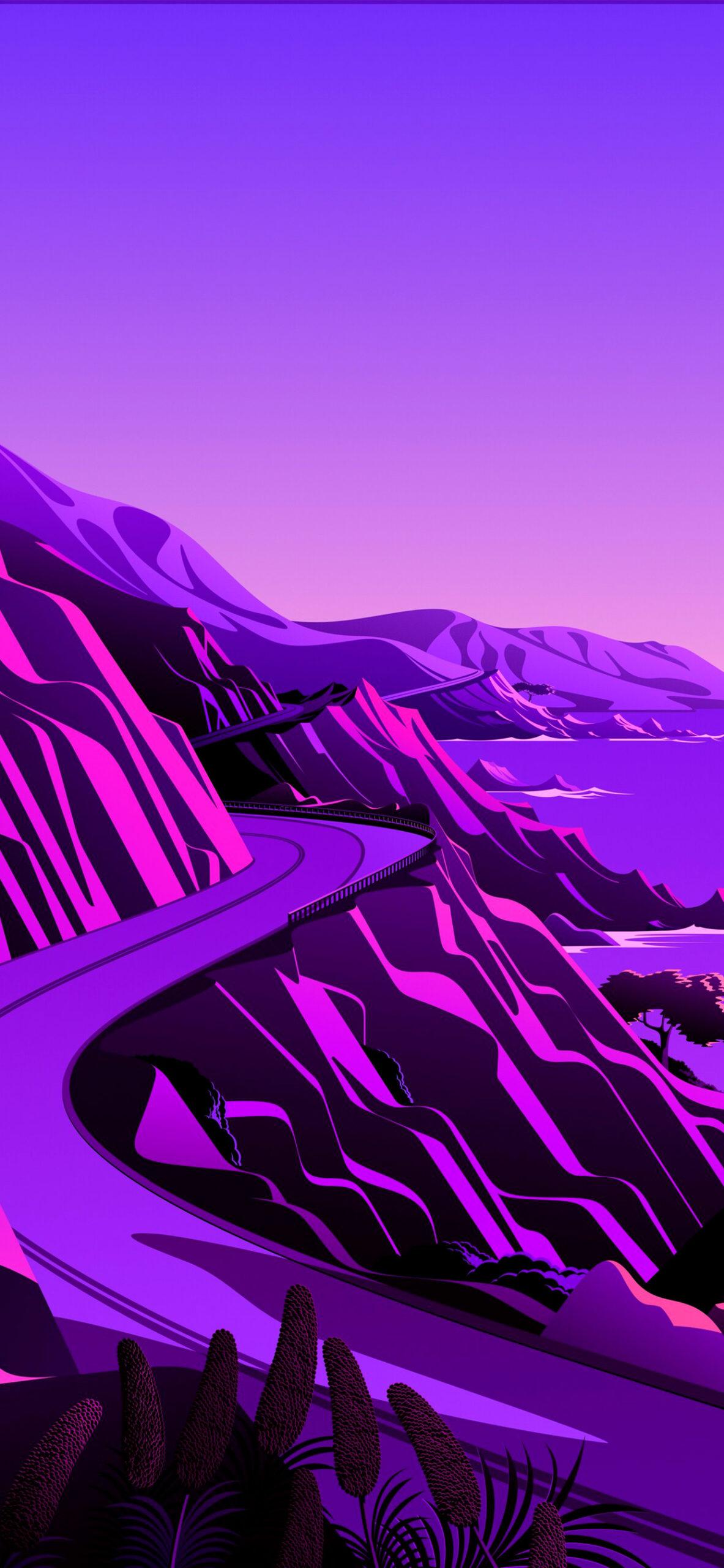 iphone wallpaper big sur cliffs1 scaled Mac OS Big Sur (Cliffs)