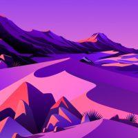 Mac OS Big Sur (Desert)