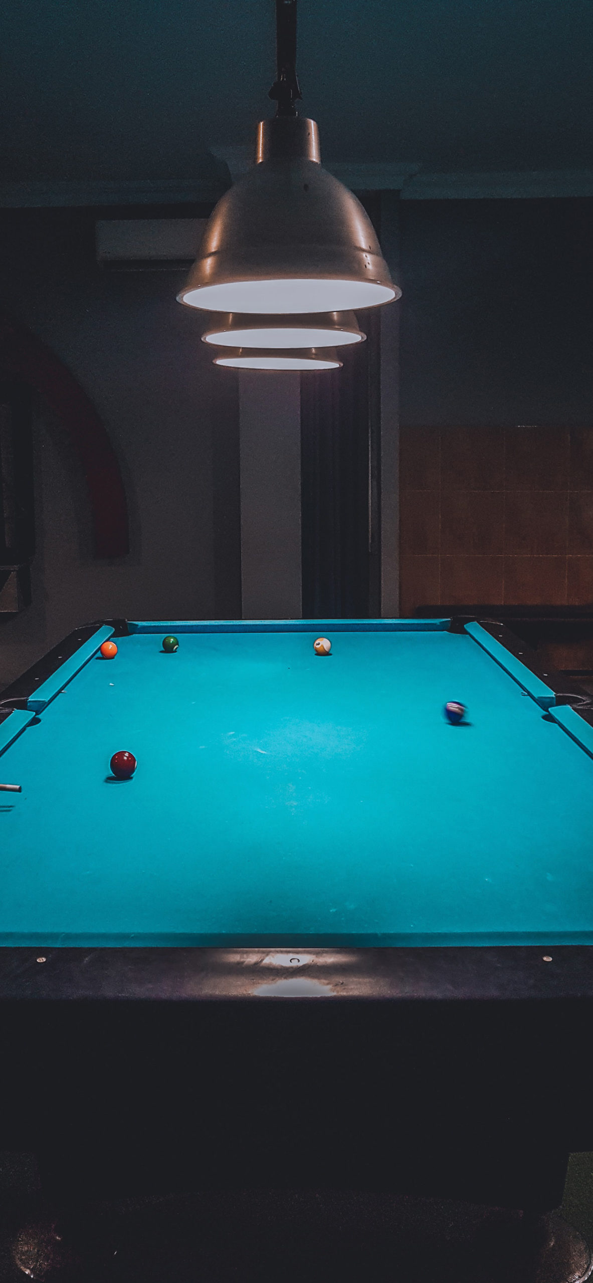 iphone Wallpapers pool table scaled Pool game