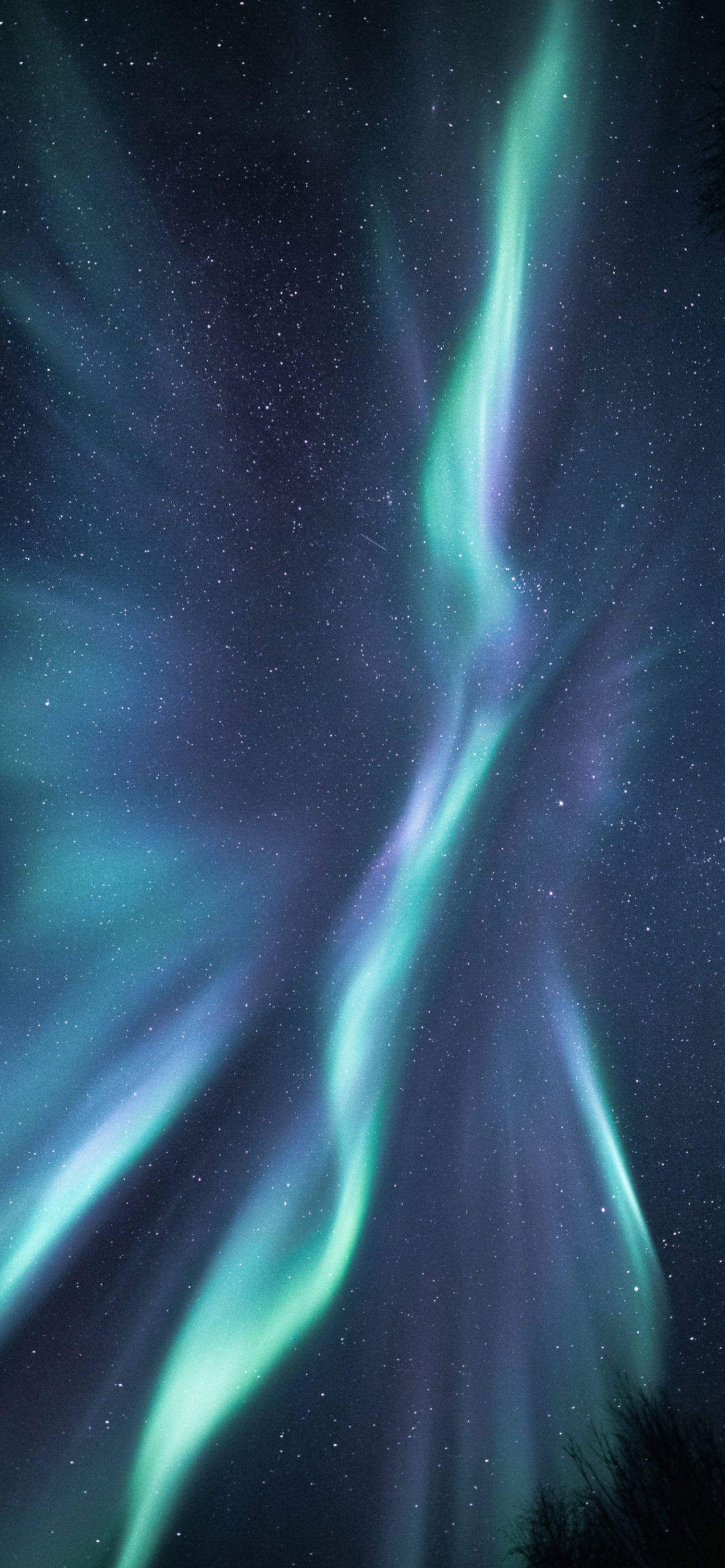 iPhone wallpapers northern lights scaled Northern Lights
