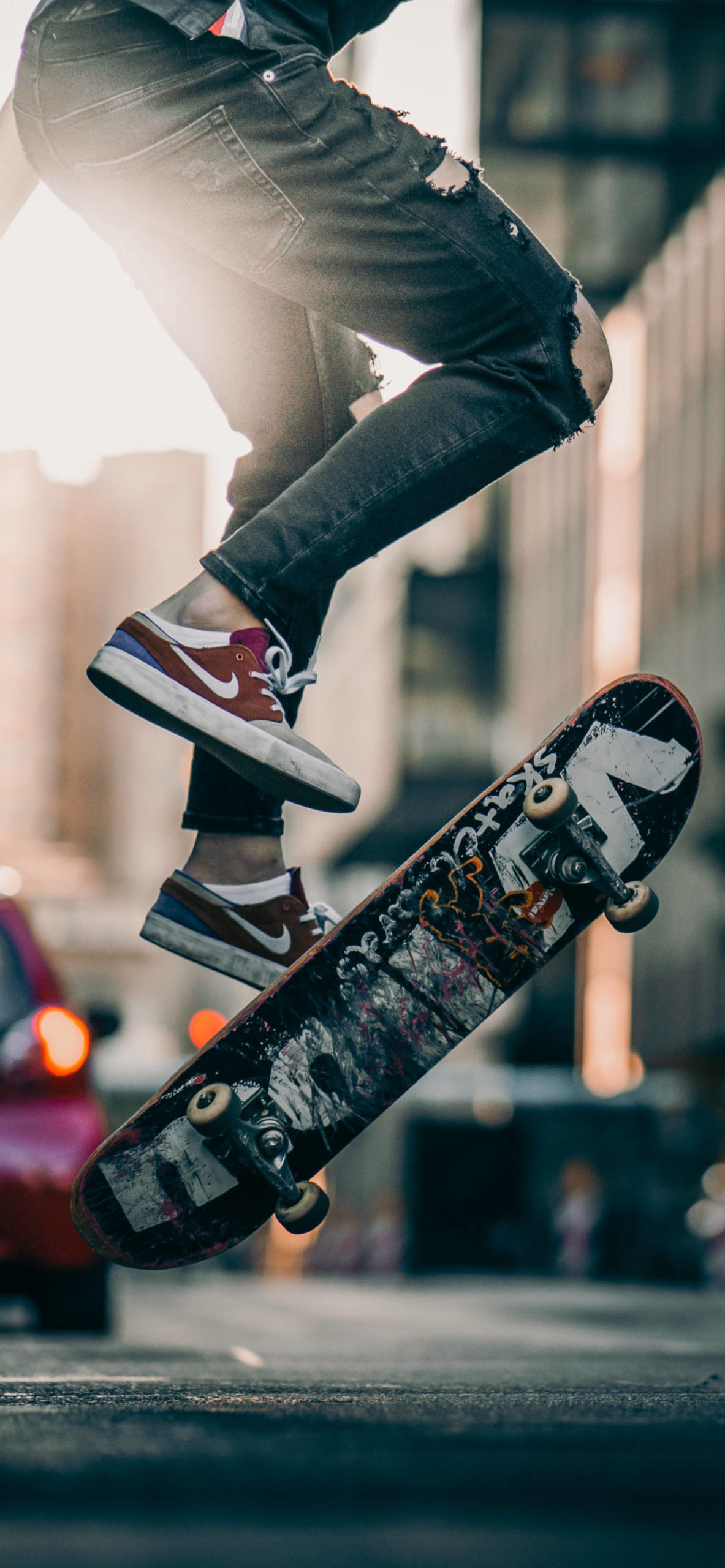 iPhone wallpapers skate street scaled Skateboard