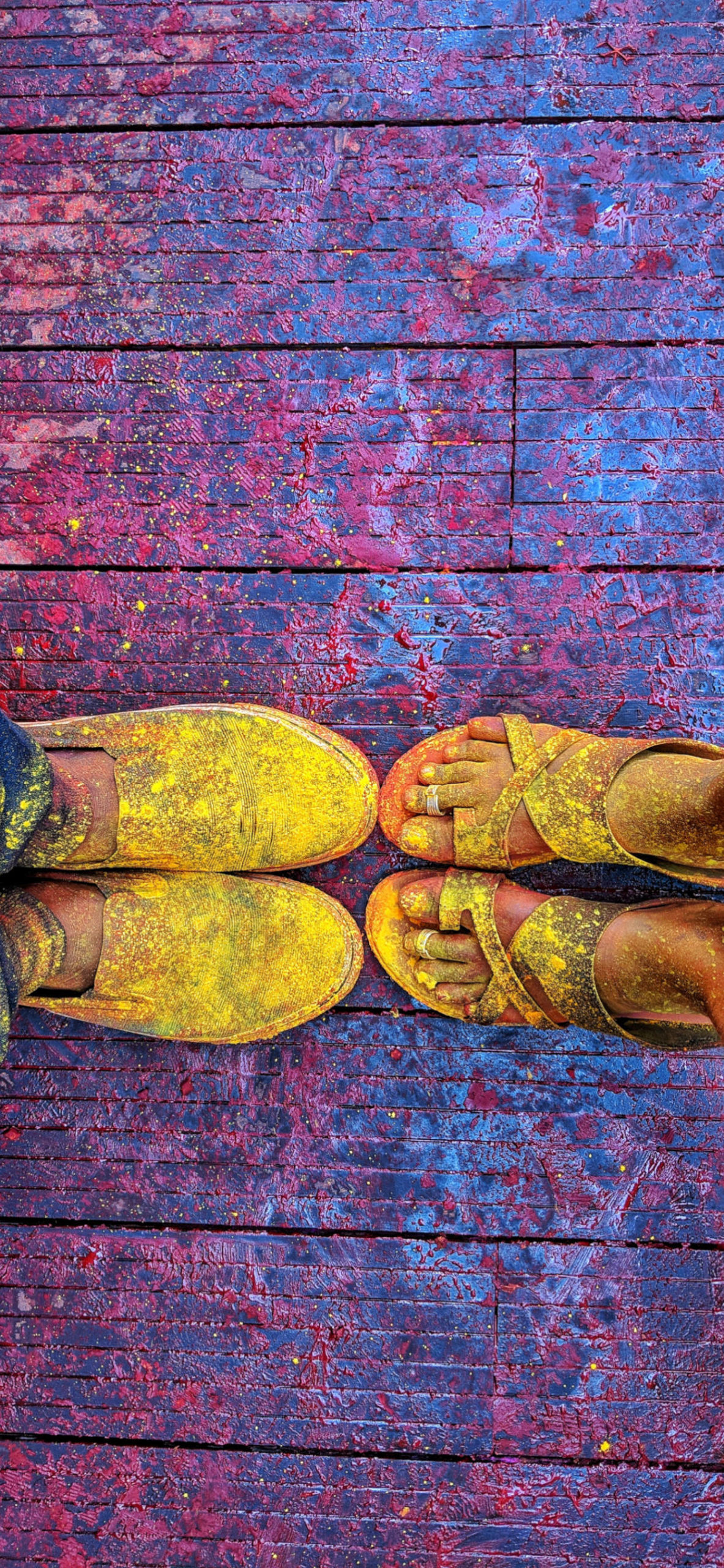 iPhone wallpapers india holi shoes scaled India