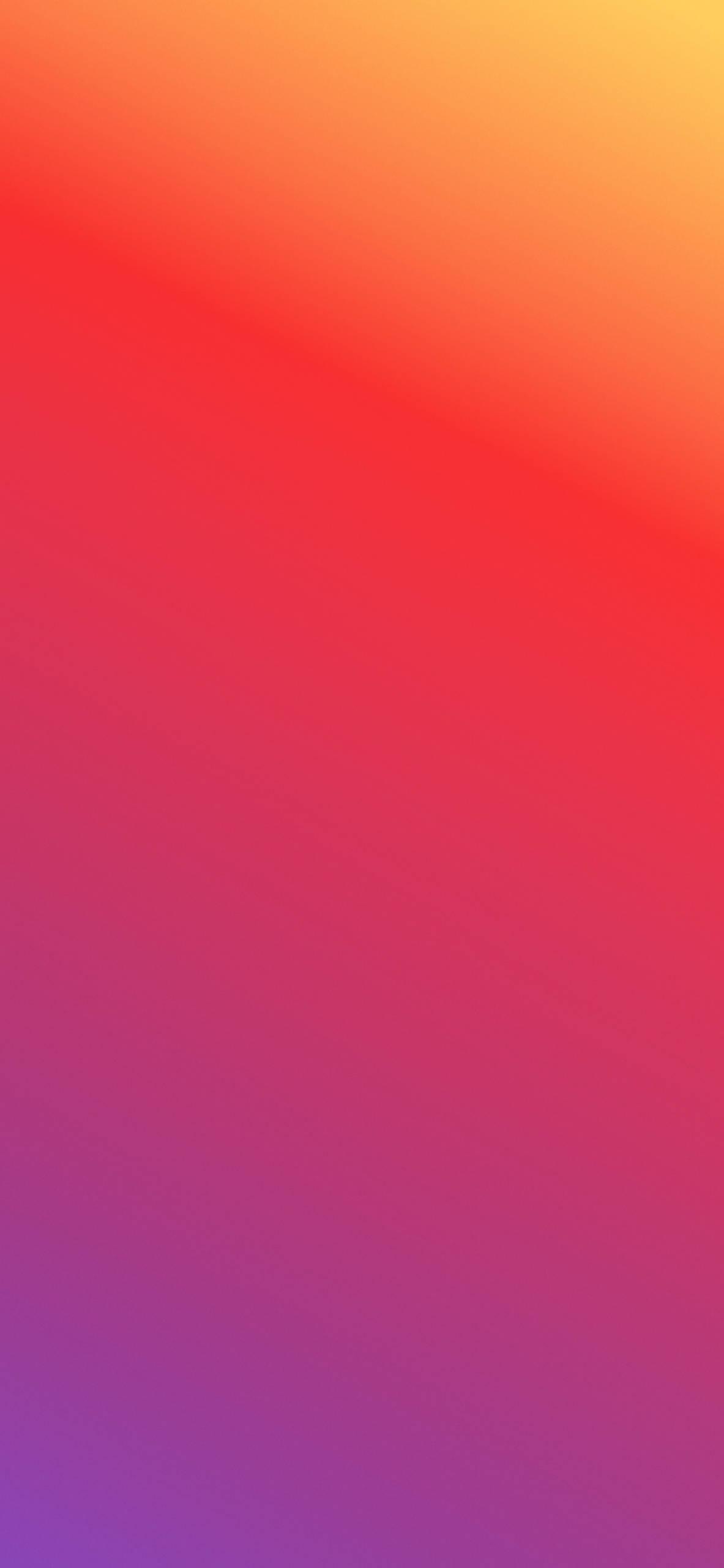 iPhone wallpapers gradient colors orange red Gradient Colors