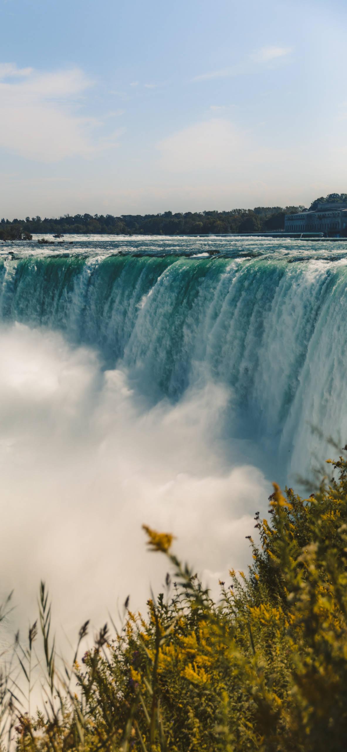 iPhone wallpapers niagara falls day Niagara Falls