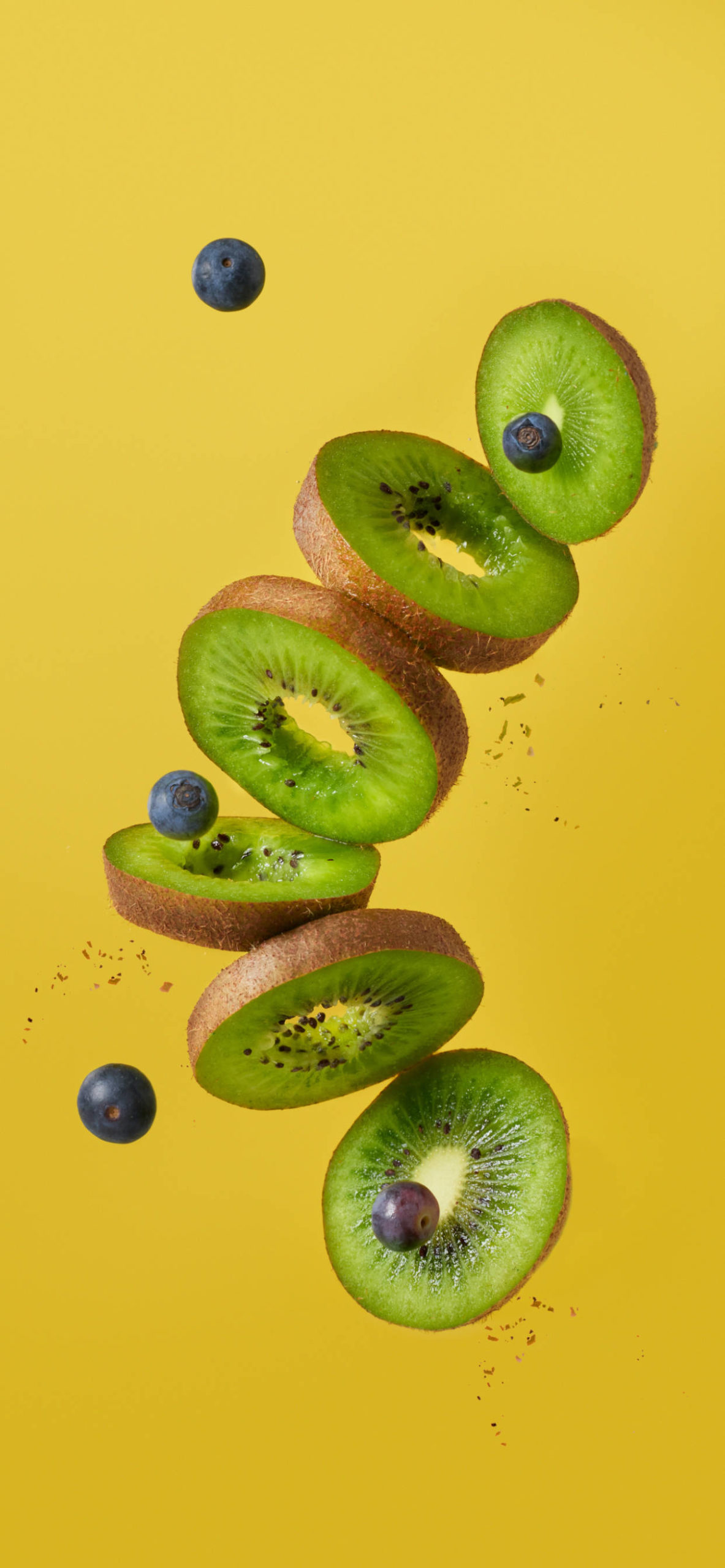 iPhone wallpapers fruits kiwi scaled Fruits