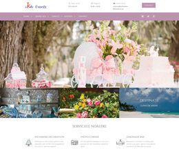 Site de prezentare, posibil magazin online pe WordPress
