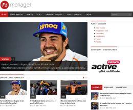 Știri din Formula 1