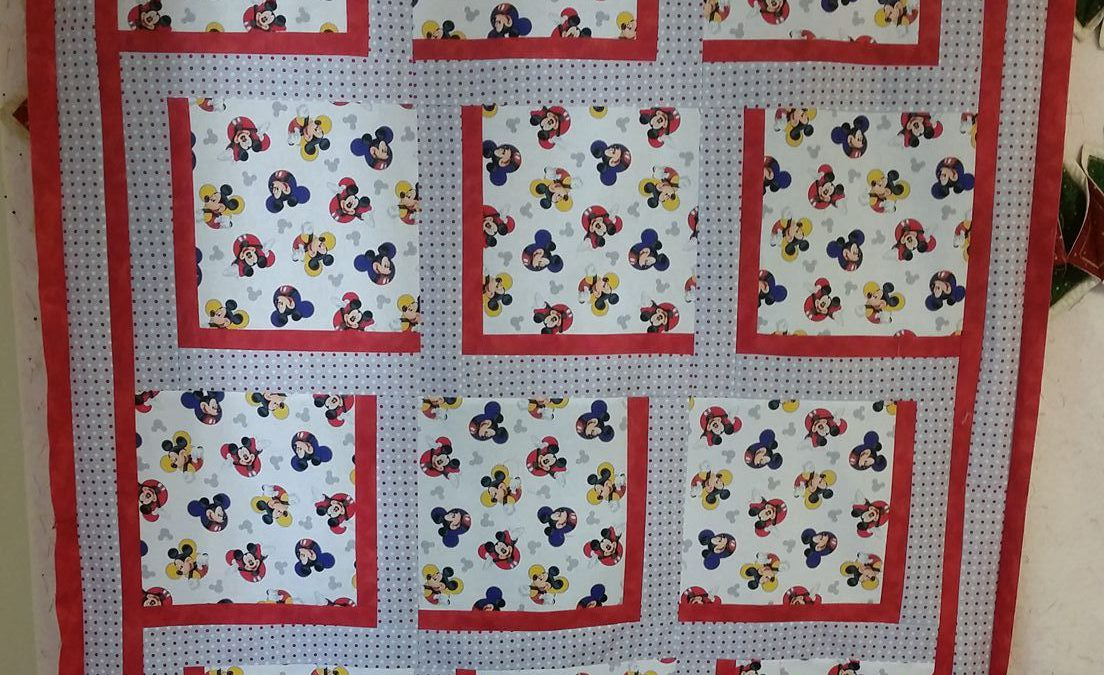 Big Ez Quilt Pattern