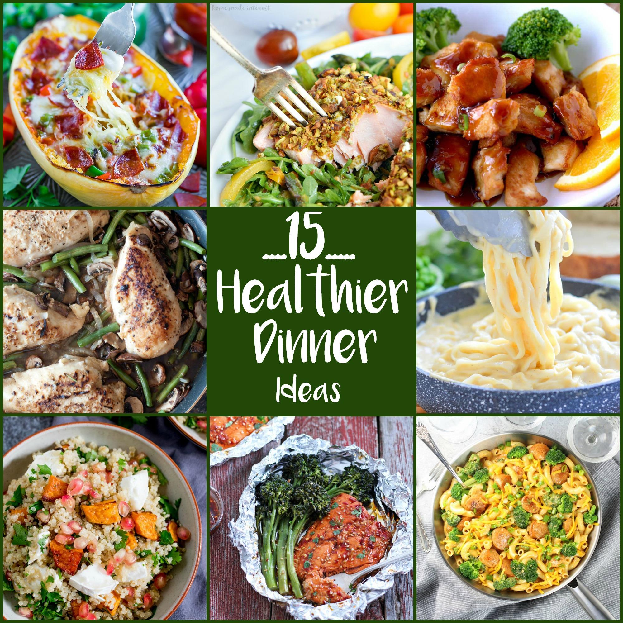 Good Meal Ideas Dinner