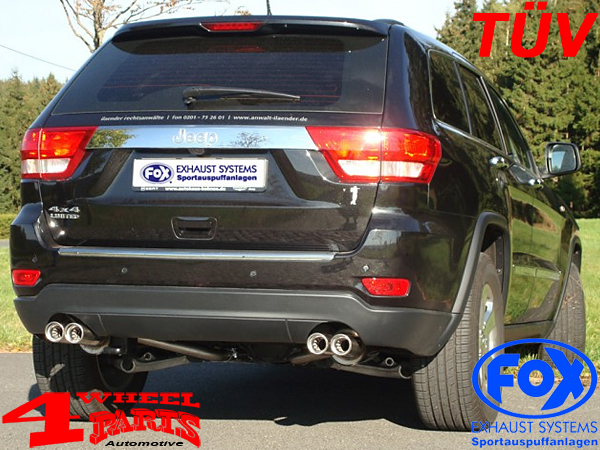 sport stainless steel cat back exhaust