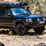 Y61 Nissan Patrol Modified