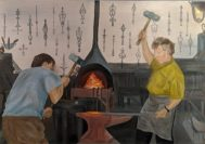 Fred's Forge by Penny Brewer