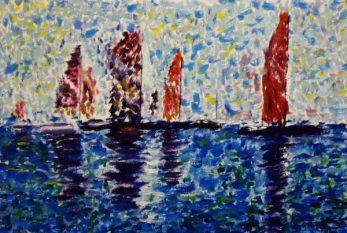 Red Sails by John Dawson