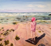 Sea Breeze by Soyeun Margolin