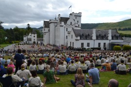 The Castle for Scouts' Own