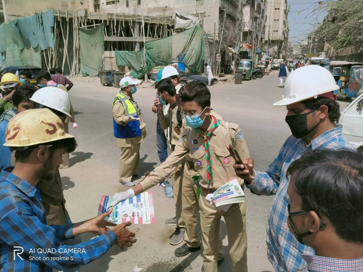 Scouting in a time of pandemic