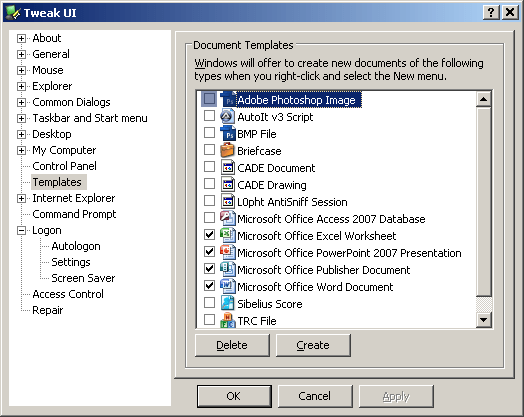 Clean up your Context Menu - 404 Tech Support
