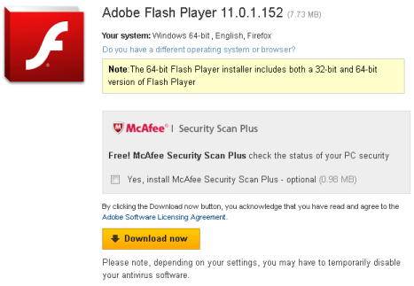 Adobe Flash Player 11 and AIR 3 Now Available
