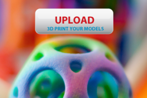 A few 3D printing services