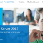 Microsoft Virtual Academy offers free training on MS technologies