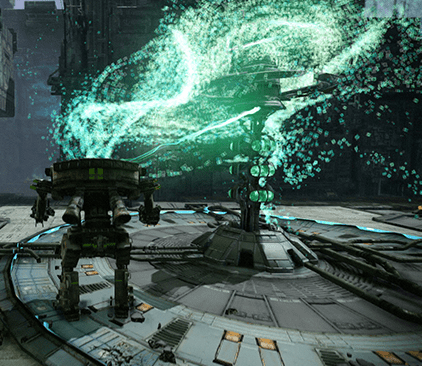 hawken particles physx