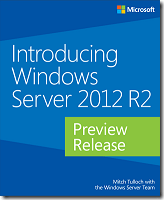 introducing server 2012r2 cover