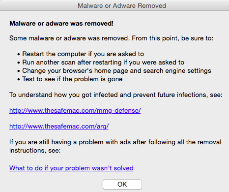 Malwarebytes Anti-Malware for Mac released free for home-use - 404