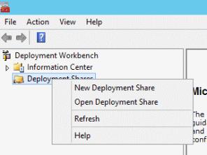 Superb Setting Up Microsoft Deployment Toolkit 2013 Update 2 In Creativecarmelina Interior Chair Design Creativecarmelinacom