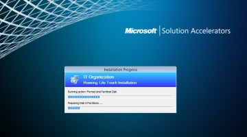 Setting up Microsoft Deployment Toolkit 2013 Update 2 in less time than writing this post