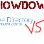 Showdown! Active Directory Administrative Center vs Active Directory Users and Computers