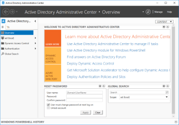 Showdown! Active Directory Administrative Center vs Active