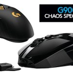 Logitech G900 Chaos Spectrum mouse aims for the top