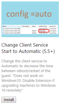 How to fix ScreenConnect no longer reconnecting after reboot - 404