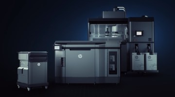 "New HP Jet Fusion 3D printer is ""half the price and 10x faster"" than others"
