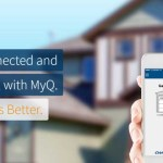 Include your garage in your smart home with the Chamberlain MyQ