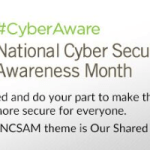 National Cyber Security Awareness Month 2016