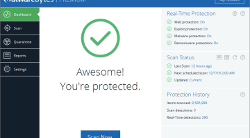 Malwarebytes 3.0 released