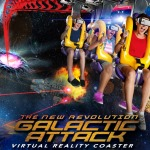 Six Flags and Samsung continue partnership with new Galactic Attack virtual reality coaster