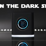 Giveaway! AmpliFi joins the dark side with new black AmpliFi HD Mesh router
