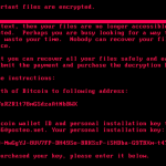 PSA: Severe Global Ransomware Attack Underway