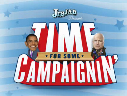 Jib Jab - Time For Some Campaigning
