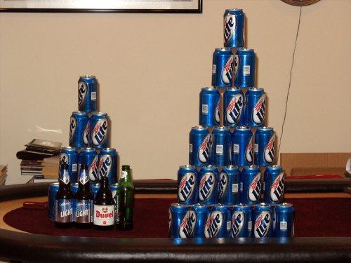 2009 Beeramid - Structure
