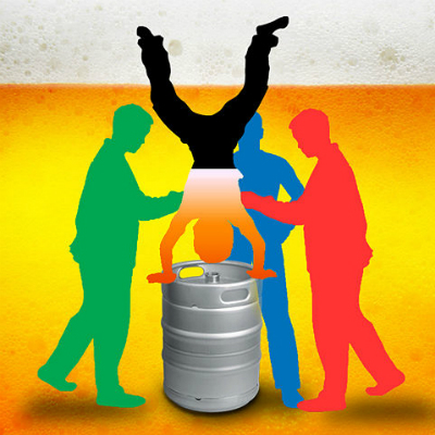 Who Doesn't Like A Good Keg Stand Memory?