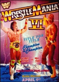 WrestleMania VI – The Ultimate Challenge